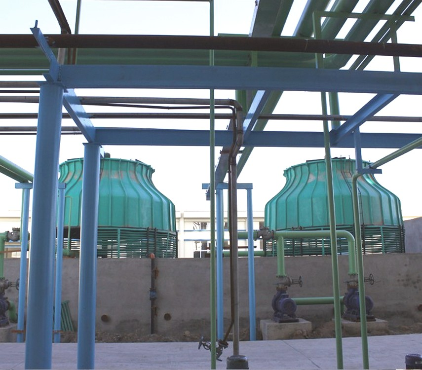 Industrial Structures | MIO coating