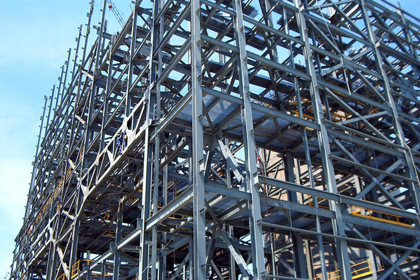 Industrial Structures | Galvanizing cold coating