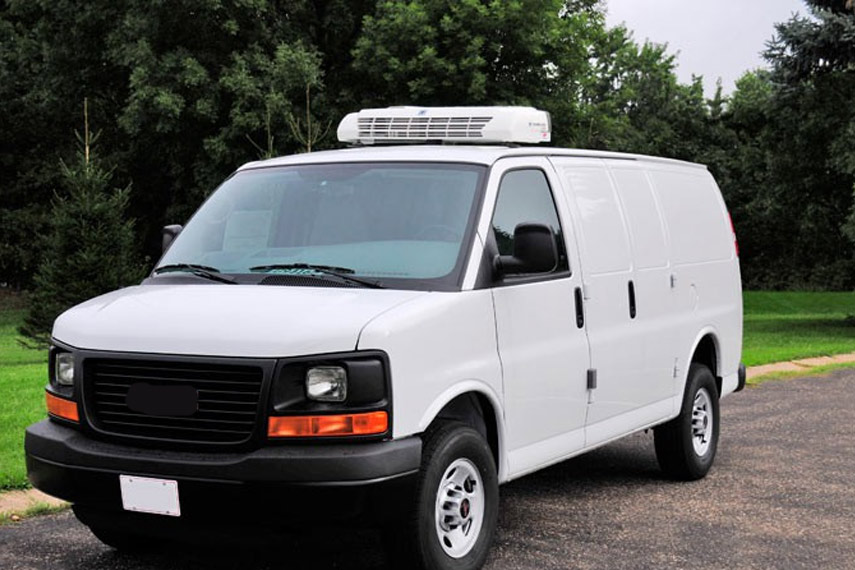 Refrigerated Vans | Heat Reflective-Protexion
