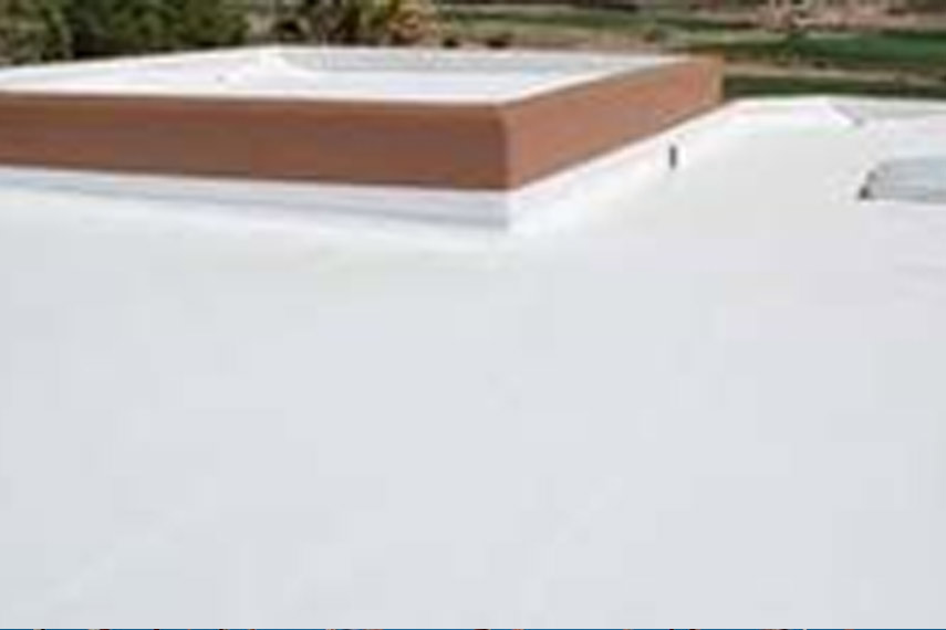 Roofs & Slabs | Cool roof coating