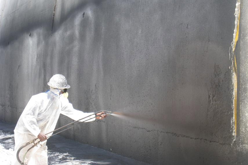 Wet Areas | Polymeric Membrane Coating Paint / Liquid Waterproofing Membrane-Manufacturer Supplier | Protexion